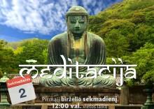 Sekmadienio MEDITACIJA - 2019-06-02