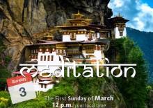 Sunday MEDITATION 03-03-2019