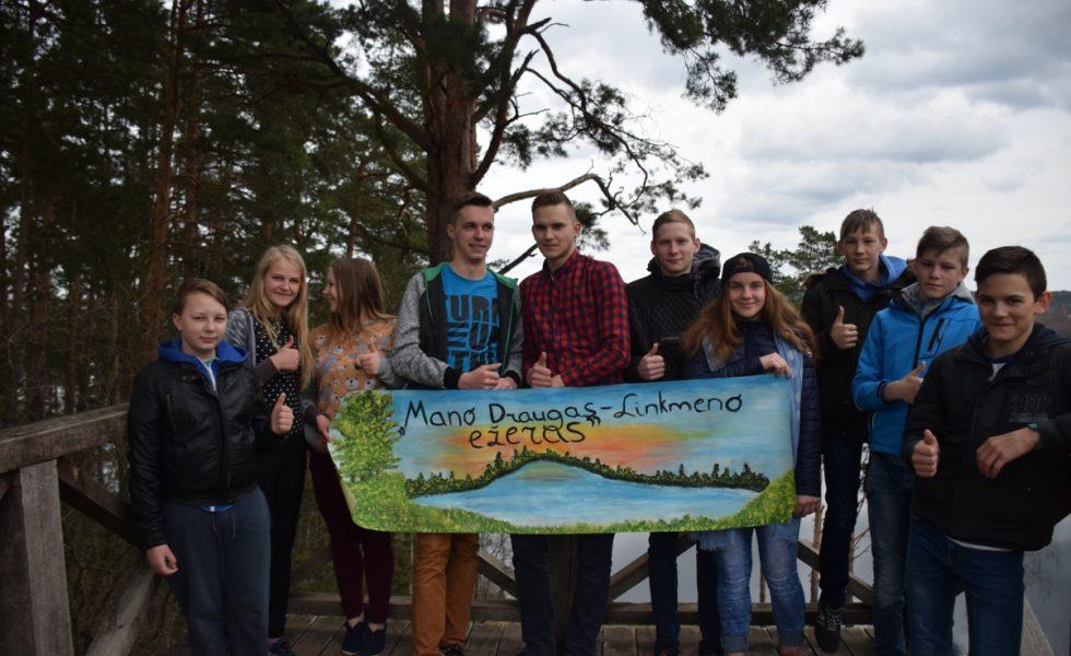 Laimingas vanduo 2017 Ignalinos r. Naujojo Daugeliškio mokymo daugiafunkcinis centras
