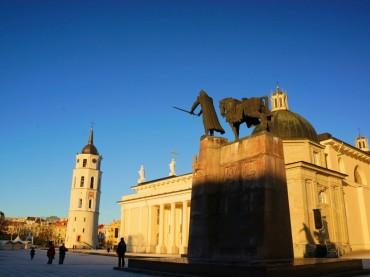Dėkojame Lietuvai, dėkojame pasauliui!