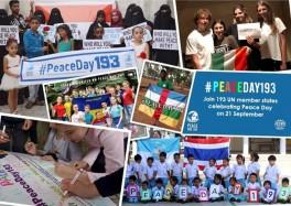 Gyvoji planeta - TAIKOS DIENA PeaceDay