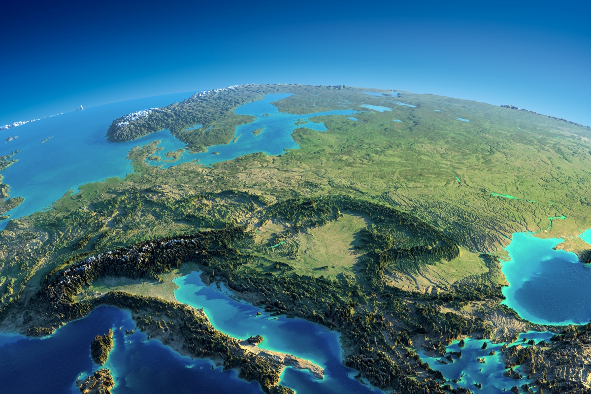 Globalūs Žemės įstatymai