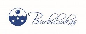 Burbuliuko logo melynas cmyk