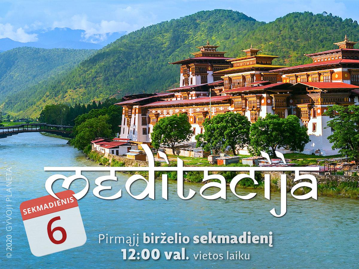 2021-06-06 Sekmadienio MEDITACIJA